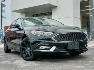 Used 2018 Ford Fusion Energi Titanium for sale in Kingston, ON