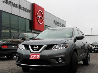Used 2016 Nissan Rogue S SL for sale in Kingston, ON