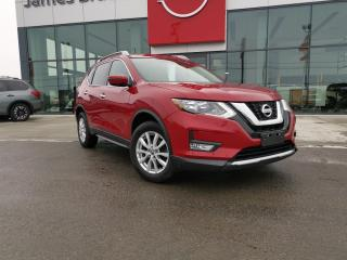 Used 2017 Nissan Rogue SV for sale in Kingston, ON