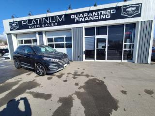 Used 2017 Hyundai Tucson Limited for sale in Kingston, ON