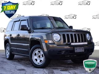 Used 2016 Jeep Patriot Sport/North CERTIFIED for sale in St. Thomas, ON