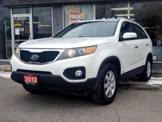 Used 2012 Kia Sorento AWD 4dr V6 Auto LX for sale in Bowmanville, ON