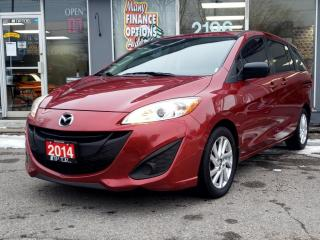 Used 2014 Mazda MAZDA5 4dr Wgn Auto GS for sale in Bowmanville, ON