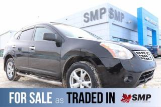 Used 2010 Nissan Rogue SL - AWD, Leather, Sunroof *** As Traded / Mechanics Special *** for sale in Saskatoon, SK