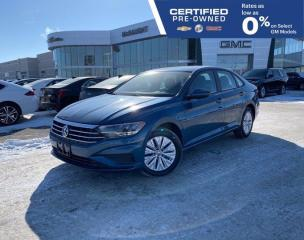 Used 2019 Volkswagen Jetta Comfortline FWD | Touch Radio | Heated Seats for sale in Winnipeg, MB