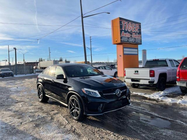 2019 Mercedes-Benz GLE AMG GLE 43 COUPE*ONLY 48KMS*NO ACCIDENTS*MINT