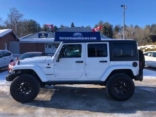 Used 2016 Jeep Wrangler 75th Anniversary for sale in Flesherton, ON