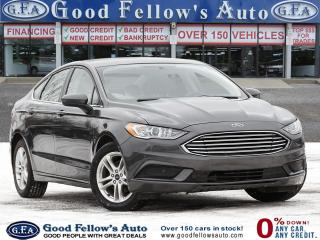 Used 2018 Ford Fusion SE 2.5L, BACKUP CAMERA, HEATED SEATS, POWER SEATS for sale in Toronto, ON