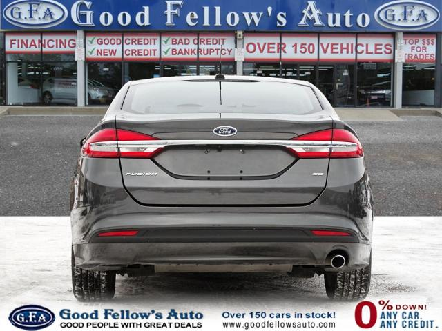 2018 Ford Fusion SE 2.5L, BACKUP CAMERA, HEATED SEATS, POWER SEATS