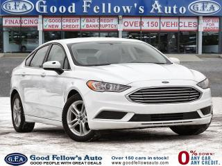 Used 2018 Ford Fusion SE MODEL, REARVIEW CAMERA, HEATED & POWER SEATS for sale in Toronto, ON