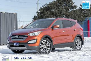 Used 2014 Hyundai Santa Fe Sport Limited|Leather|Navi|Clean Carfax| for sale in Bolton, ON