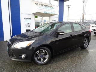 Used 2014 Ford Focus SE Plus, Heated Seats, Alloys, One Owner No Claims for sale in Langley, BC