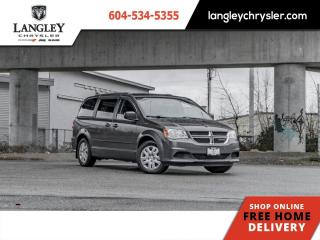 Used 2015 Dodge Grand Caravan SXT  Locally Driven/ Power Options/ Stow N Go for sale in Surrey, BC