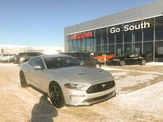 Used 2019 Ford Mustang ECOBOOST, PREMIUM, NAVIGATION for sale in Edmonton, AB