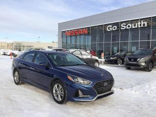 Used 2018 Hyundai Sonata GLS, LEATHER, SUNROOF for sale in Edmonton, AB