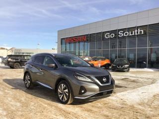 New 2021 Nissan Murano SL for sale in Edmonton, AB