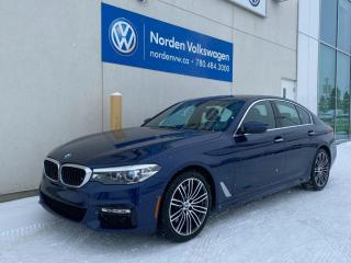 Used 2017 BMW 5 Series 530i xDrive AWD - MSPORT! for sale in Edmonton, AB
