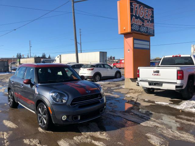 2016 MINI Cooper Countryman S ALL4 PARK LANE*SPECIAL EDITION*ONLY 105KMS*CERT