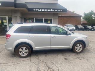 Used 2010 Dodge Journey SXT 7PASS for sale in Mississauga, ON