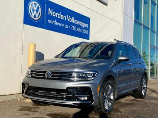 New 2021 Volkswagen Tiguan Highline for sale in Edmonton, AB
