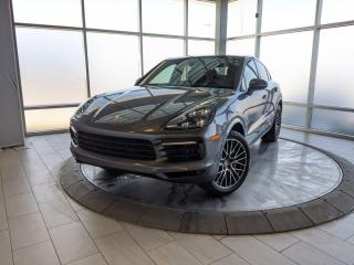 Used 2020 Porsche Cayenne Cayenne S Coupe for sale in Edmonton, AB