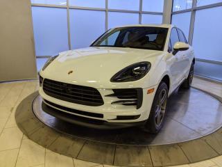 New 2021 Porsche Macan S for sale in Edmonton, AB