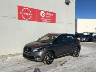 New 2020 Nissan Kicks SR/360 CAM/BOSE AUDIO/LANE DEPARTURE/BLIND SPOT for sale in Edmonton, AB