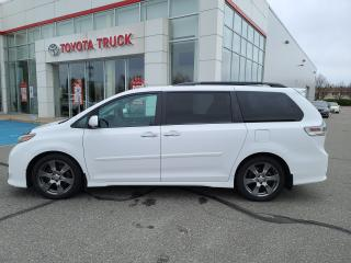 Used 2017 Toyota Sienna SE for sale in North Temiskaming Shores, ON