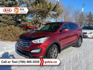 Used 2013 Hyundai Santa Fe Luxury for sale in Edmonton, AB