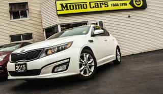Used 2015 Kia Optima PRICE DROP! SALE PRICE! for sale in St. Catharines, ON