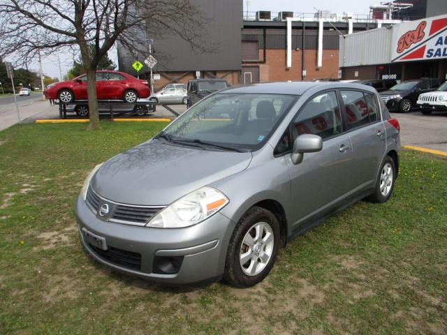 2008 Nissan Versa 1.8 SL ~ MANUAL ~ SAFETY INCLUDED
