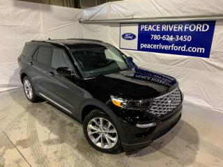 New 2021 Ford Explorer Platinum for sale in Peace River, AB