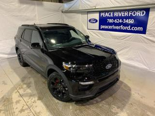 New 2021 Ford Explorer ST for sale in Peace River, AB