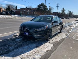 Used 2015 Hyundai Sonata 2.4L Sport for sale in Scarborough, ON