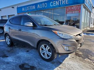 Used 2010 Hyundai Tucson GLS for sale in Alliston, ON