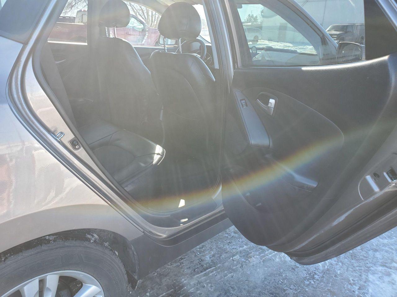 2010 Hyundai Tucson