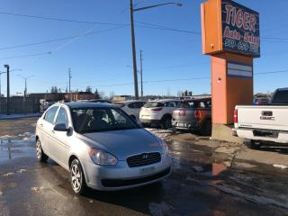 Used 2010 Hyundai Accent GL**AUTO**PWR WINDOWS&LOCKS*A/C**CERTIFIED for sale in London, ON