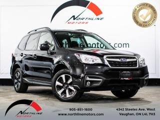 Used 2017 Subaru Forester i Touring/Tech Pkg/EyeSight/Pano Roof/Camera for sale in Vaughan, ON