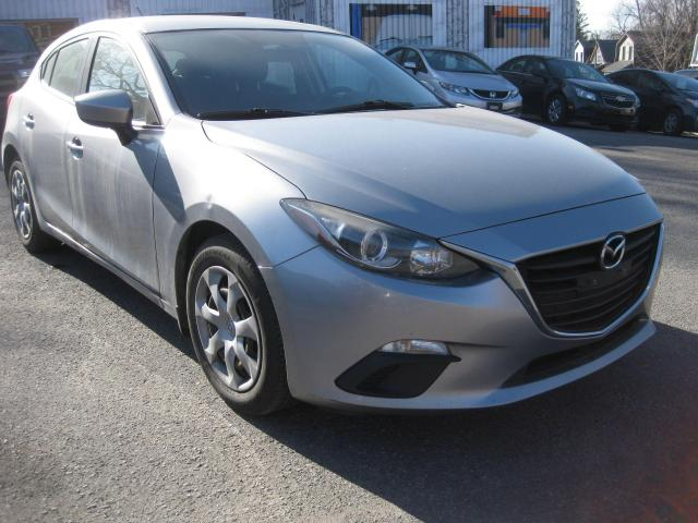 2014 Mazda MAZDA3 GX-SKY Manual Hatchback AC FWD PL PM PW