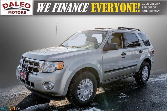 2011 Ford Escape XLT / SUNROOF / SIRIS RADIO / HEATED SEATS Photo4