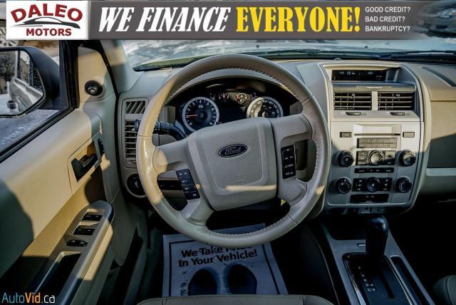 2011 Ford Escape XLT / SUNROOF / SIRIS RADIO / HEATED SEATS Photo13