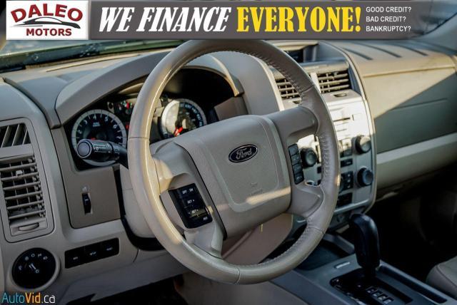 2011 Ford Escape XLT / SUNROOF / SIRIS RADIO / HEATED SEATS Photo17