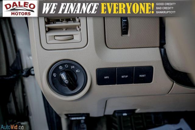 2011 Ford Escape XLT / SUNROOF / SIRIS RADIO / HEATED SEATS Photo18