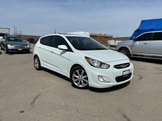 Used 2014 Hyundai Accent GLS for sale in Oakville, ON