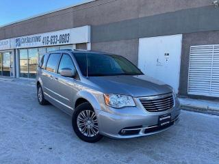 Used 2016 Chrysler Town & Country NAVI-SN ROOF-LEATHER-DVD for sale in Toronto, ON