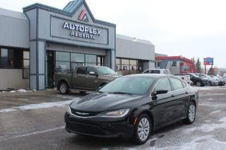 Used 2015 Chrysler 200 LX for sale in Calgary, AB