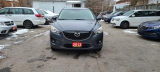 Used 2013 Mazda CX-5 GS for sale in Scarborough, ON
