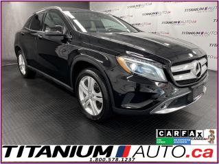 Used 2017 Mercedes-Benz GLA 4Matic+Pano Roof+Parktronic+Camera+GPS+LED Lights for sale in London, ON