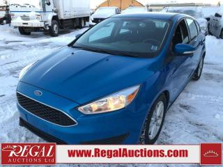 Used 2015 Ford Focus SE 4D Hatchback 2.0L for sale in Calgary, AB