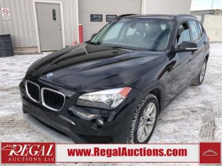 Used 2015 BMW X1 XDRIVE28I 4D Utility AWD 2.0L for sale in Calgary, AB